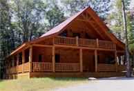 Whispering Oaks Cabin
